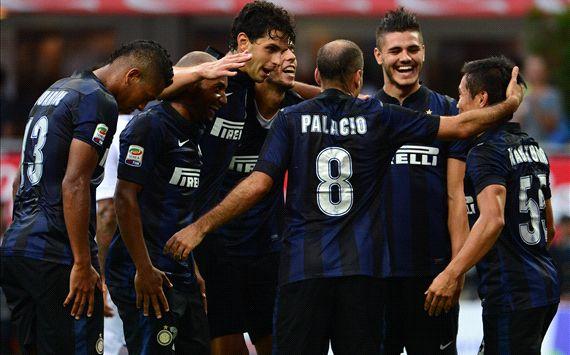 Sassuolo 0-7 Internazionale : L