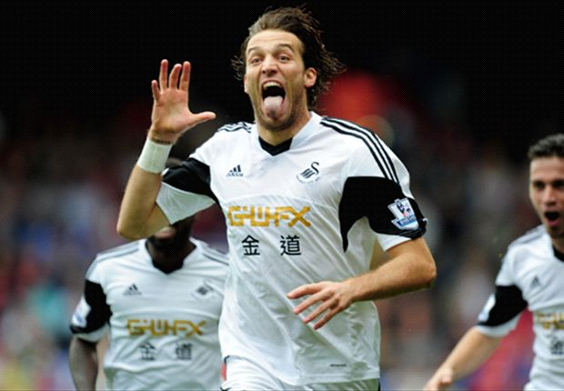 Playing for Spain is the pinnacle, says Michu