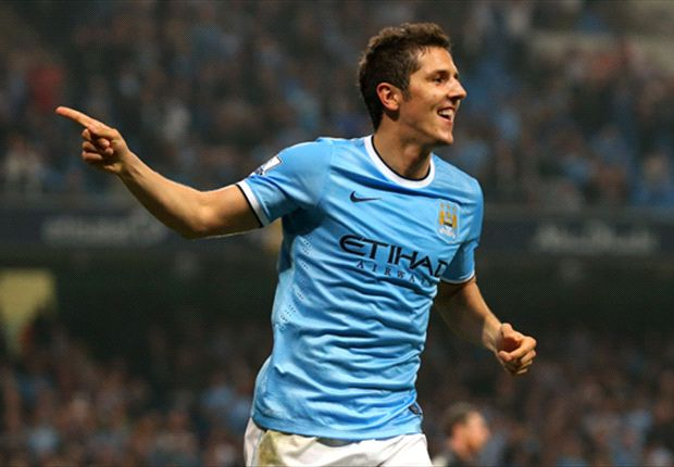 Jovetic keen to make up for lost time after breaking Manchester City duck