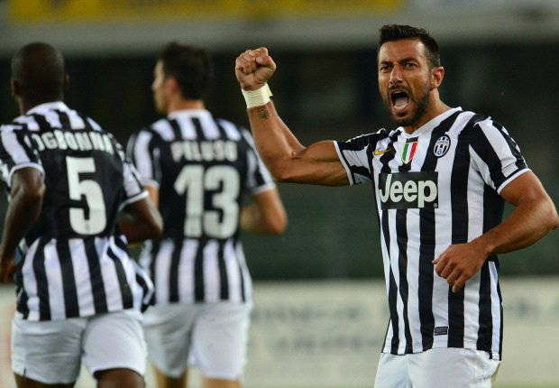 Juventus must start better - Quagliarella