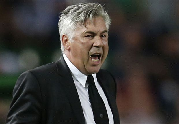 Ancelotti unhappy with Real Madrid display