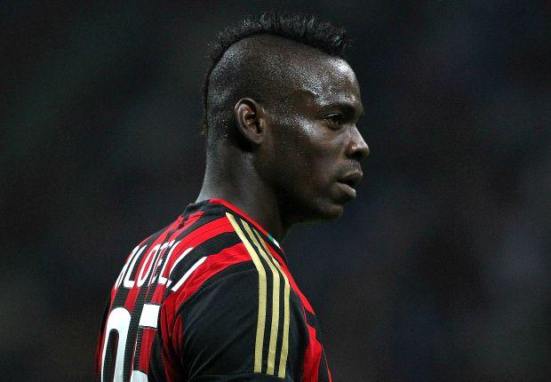 Balotelli targets Milan Christmas comeback