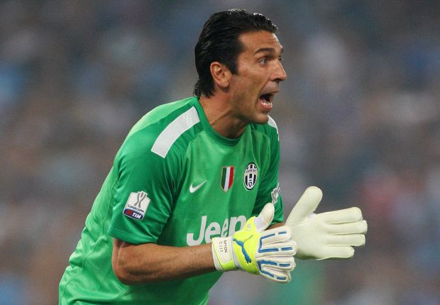 Buffon not joining Real Madrid, claims agent