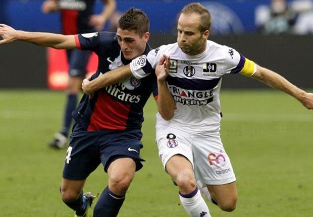 'PSG won't sell Verratti to Inter'