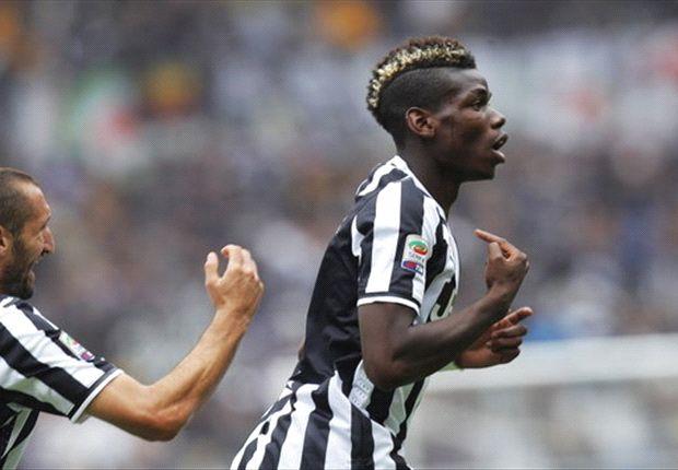 Pogba: I'm happy at Juventus