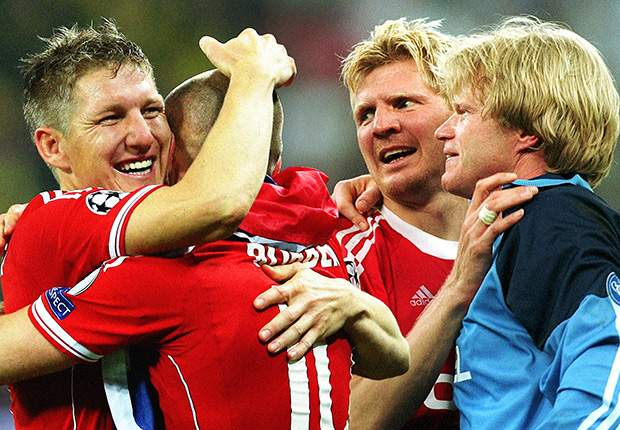 Bayern's best ever - How the treble kings of 2013 surpassed the class of 2001