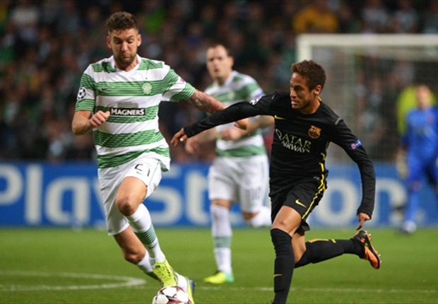 Neymar: Physical Celtic made it tough for Barca