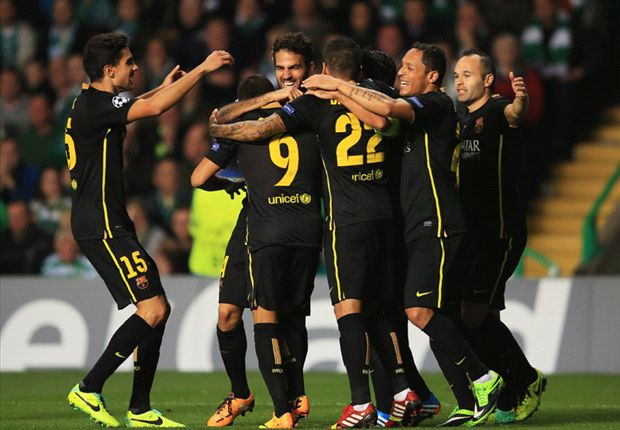 Celtic struggle shows Barca still haven't solved Messi problem