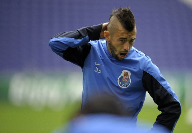 Defour: Porto can still top group despite Atletico defeat