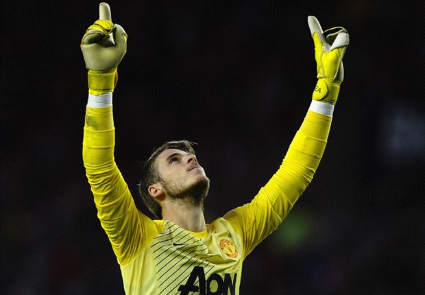 De Gea key to Manchester United title win - Van der Sar