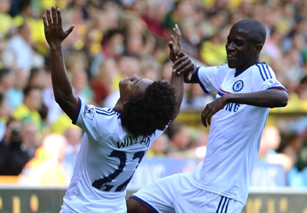 Ivanovic: Best yet to come from Willian at Chelsea