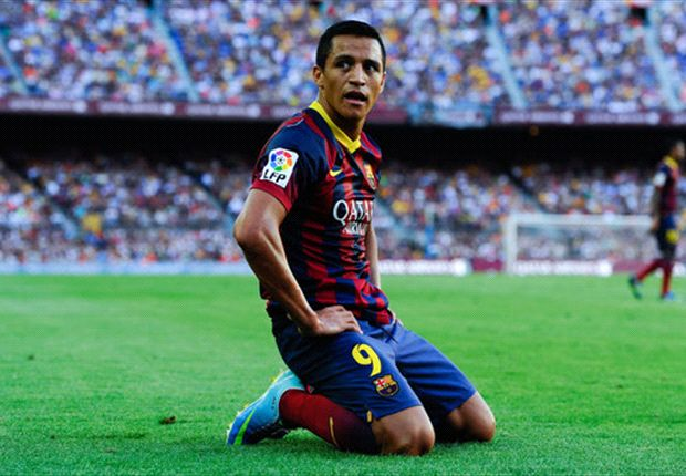 Barcelona have learned from last year, Alexis