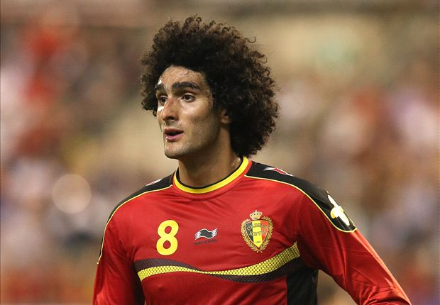 Man Utd: Fellaini will play for Belgium despite injury
