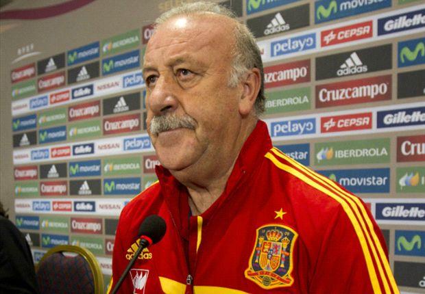 Del Bosque excited over Diego Costa's Spain future