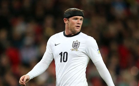 Wayne Rooney England v Montenegro 2014 World Cup Qualifier 10112013