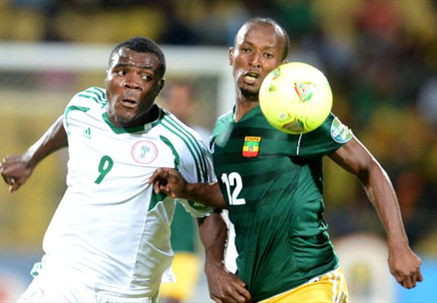 Henry Nwosu hails Eagles' show of character in Addis Ababa