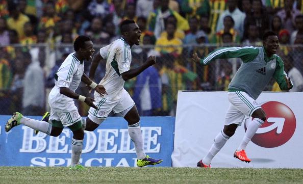 Super Eagles set record with Ethiopia win