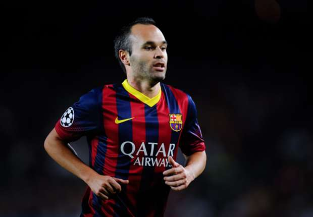 Iniesta deserves Ballon d'Or, insists Deco