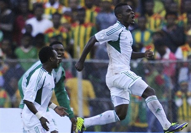 Nigeria move up three places in latest Fifa ranking