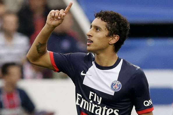 Marquinhos fighting for World Cup spot