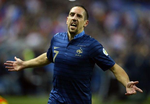 Platini: Ribery can win Ballon d'Or
