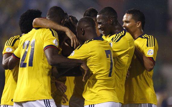 Colombia vuelve a brillar dspués de 20 años