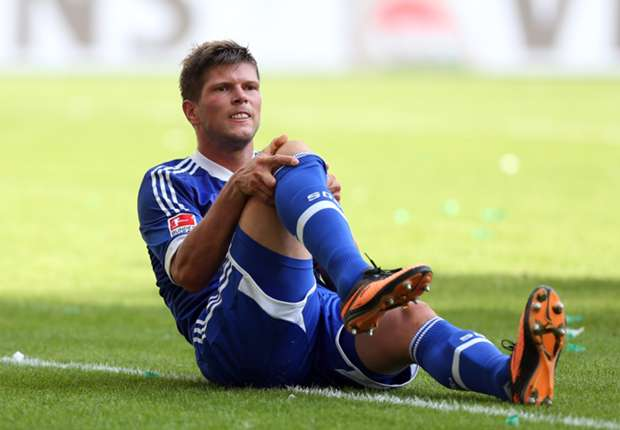 Huntelaar ruled out until new year