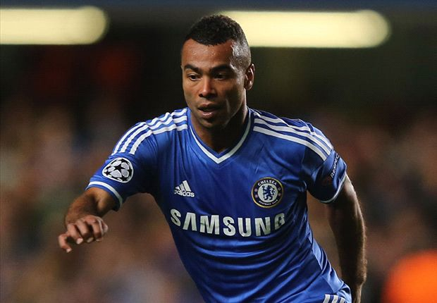 Ashley Cole ruled out of Chelsea's trip to Schalke