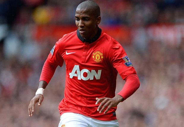 Manchester United ready to listen to offers for Ashley Young