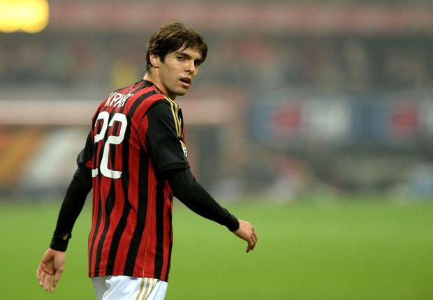 Kaka ngập tràn cảm xúc ngày trở lại khoác áo Milan ở San Siro