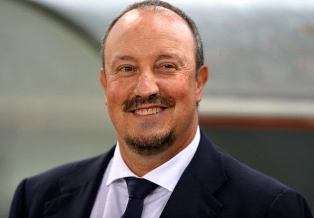 'Napoli playing at 75 per cent' - Benitez