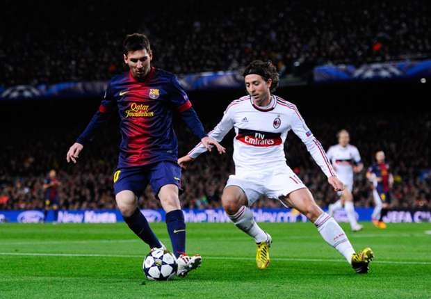 Barcelona match can kick start our season, says Montolivo