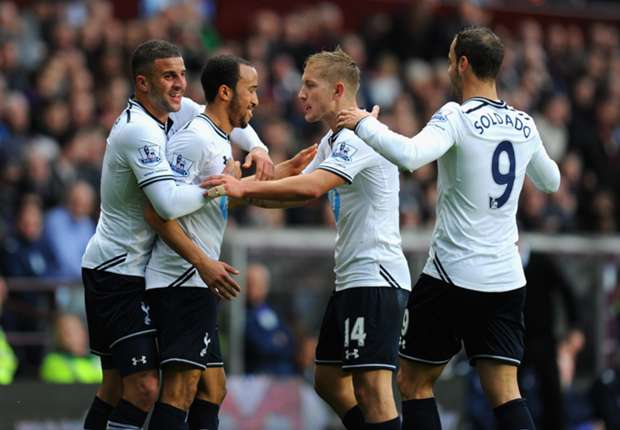 Vertonghen hails Townsend as the new Bale