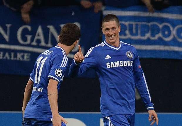 Mourinho praises clinical Torres