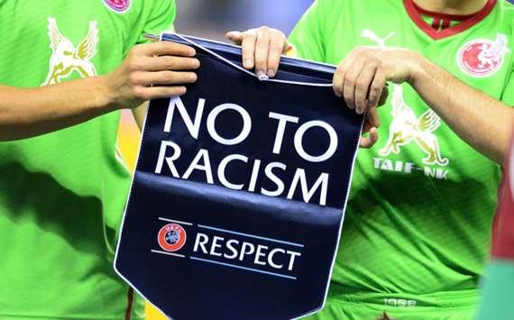 Irkçılığa Hayır!