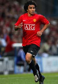 Rafael Da Silva - Manchester United (PA)