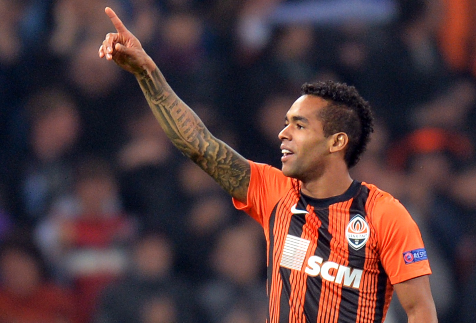 Alex Teixeira The Brazilian linked with Chelsea and lighting up
