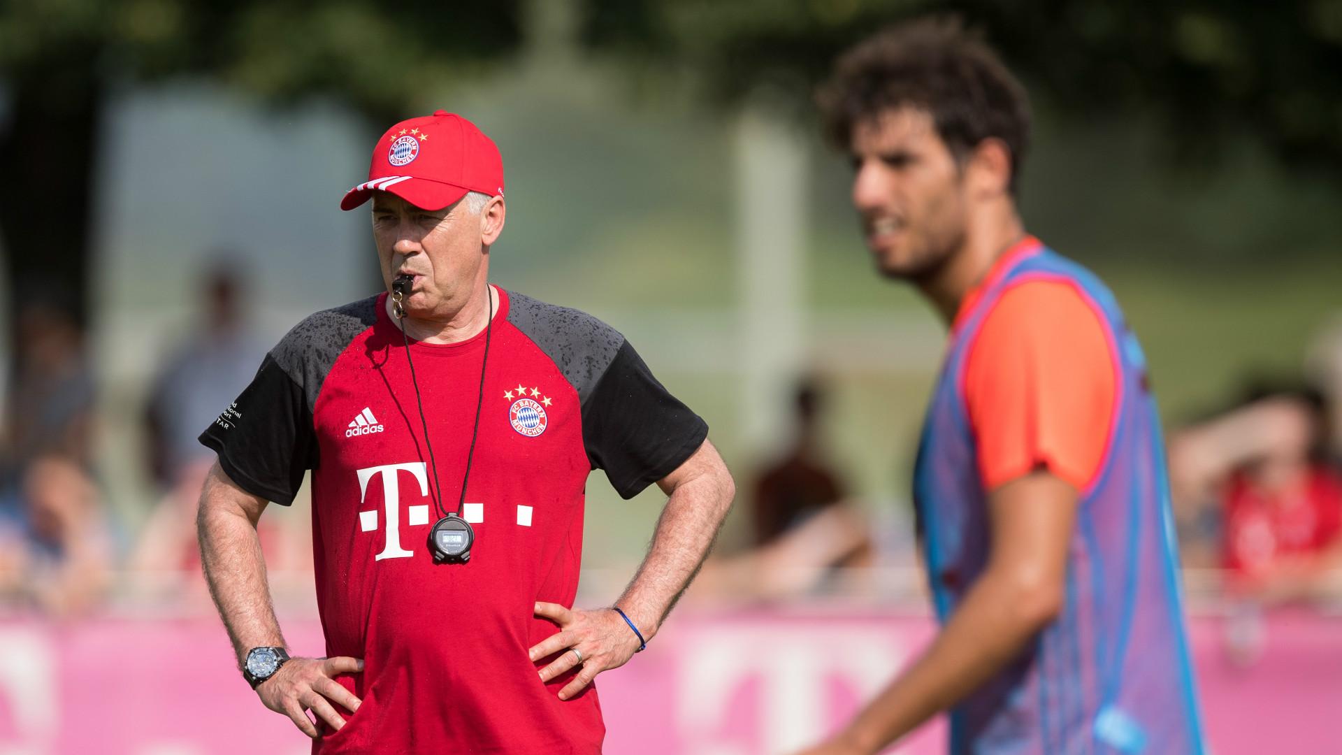 Bayern Munich Exclusive Javi Martinez reveals Carlo Ancelotti