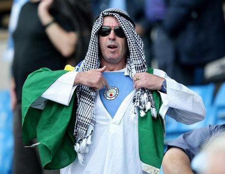 لقطة اليوم : نظرة الغرب لأموال العرب