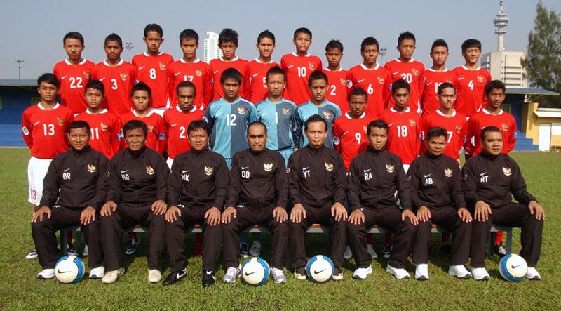 Sepakbola Indonesia : Timnas Indonesia U 16. (GOAL.com/Riso)