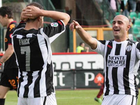 Mario Frick - Siena-Roma - Serie A (Grazia Neri)