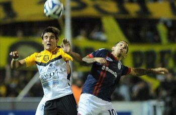 Contra Olimpo, único partido que San Lorenzo perdión con Pipi de titular.