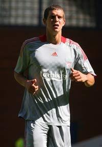 Daniel Agger  - Liverpool (PA)