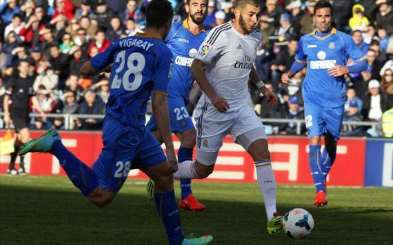 Hasil Getafe Vs Real Madrid 0 0 Los Blancos Mandul: Komunitas Madridista Sejati