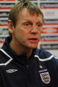 Stuart Pearce - England (PA)