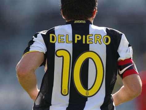 Sejarah Nomor 10 di Juventus