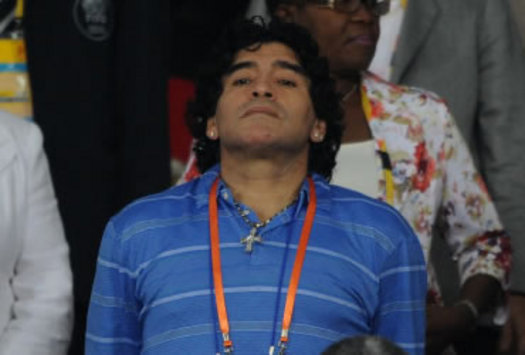 My Say: Maradona Becomes Coach – A Halloween Hoax?