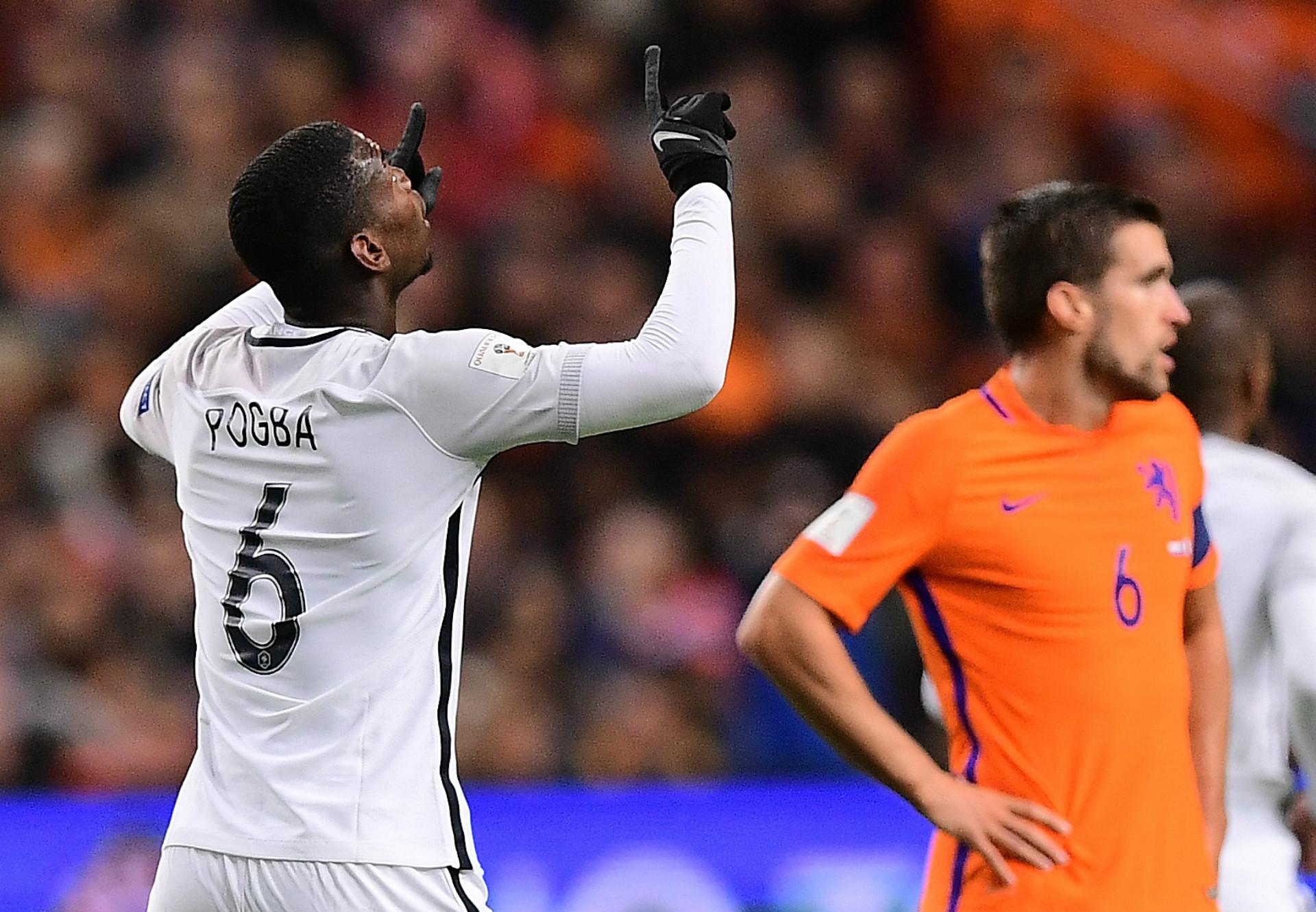 Así marchan las eliminatorias de la UEFA