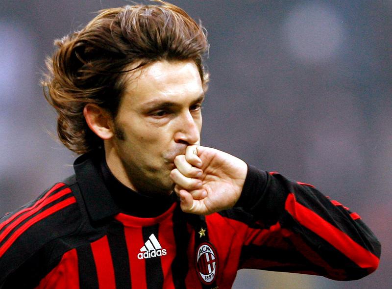 Andrea Pirlo le dirá adiós al fútbol en diciembre
