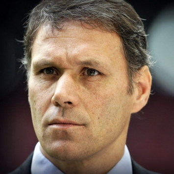 Milan Are Too Old – Marco van Basten